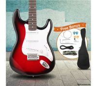 "39"" Electric Guitar Pack (Red)"
