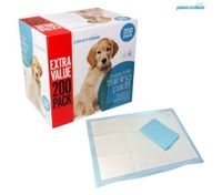 Extra Value 200 Pack Puppy Toilet Training Pads