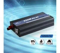 Caravan Pure Sine Wave Power Inverter 600W/1200W