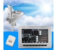 Solar Weather station Professional with Wi Fi / TFT Display