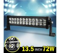 13.5in 72W Spotlight  Work light Off-road Light Bar
