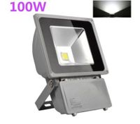 100W Cool White 240V Outdoor Lamp IP65 Waterproof Floodlight LED Flood Light
