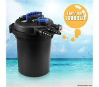 External Aquarium Fish Tank Water Filter