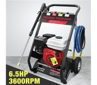 6.5HP Gasoline High Pressure Washer