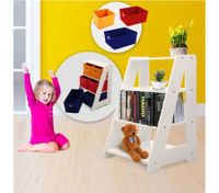 6 Drawer Kids Toy Organiser / Storage Unit