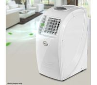 12000 BTU 4 in 1 Portable Air Conditioner Fan Dehumidifier Heater  Reverse Cycle