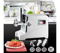 Electric Meat Grinder/Mincer/Sausage Maker With Storage