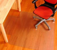 Vinyl Floor Mat for Hard Floor Surfaces - 1200 x 900 mm