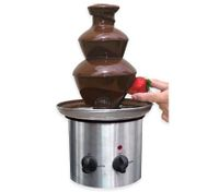 Chocolate Fondue Fountain Stainless Steel