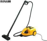 Maxkon Powerful 1500W High Pressure Multipurpose Commercial Steam Cleaner - Yellow