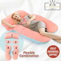 Pregnancy Sleeping Support Pillow