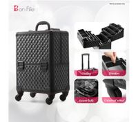 Extra Large Professional Makeup Trolley Beauty Cosmetics Case