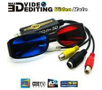 2D To 3D Video Editor 3D Glasses High Definition Editor Video Converter