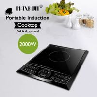 Maxkon 2000W Portable Induction Cooktop