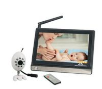 Monitor Buddy Baby Monitor Wireless Widescreen 7 Inch LCD with Night Vision 1 Camera for babies P2
