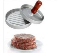 Meatloaf Mold Hamburger Presses Patties Gadget Tools(Random Color)