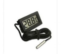 Lcd Display Car Refrigerator Aquarium Embedded Electronic Digital Thermometer