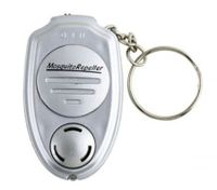 Ultrasonic Anti Mosquito Insect Pest Repellent Repeller Keychain