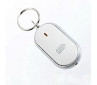 Led Sound Control Lost Key Torch Finder Keyring Keychain