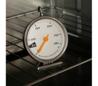 Stainless Steel Baking Tools Kitchen Oven Thermometer