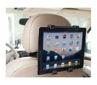 Car Back Seat Headrest Mount Holder Kit For Portable DVD Player
