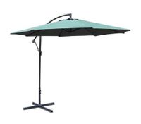 3M Deluxe Patio Umbrella with Steel Frame