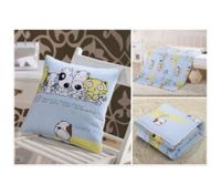 Cushion Cover Pillows Happy Dog Home Decor