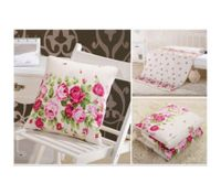 Cushion Cover Pillows Home Decor - Beautiful Flower