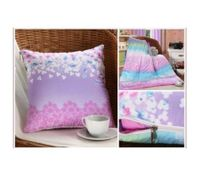 Throw Pillow Cover Cushion Case Pillowcase Purple