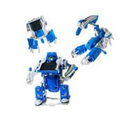 3-in-1 Educational DIY Solar Robot Toy Assembly Kit