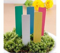 100 PCS Garden Plant Tags Color Random