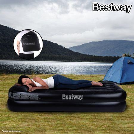 Bestway Comfort Quest Deluxe Single Size Inflatable